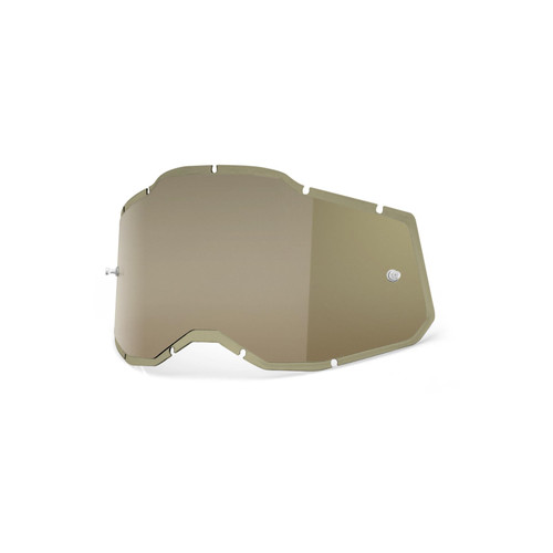 100 Percent RC2/AC2/ST2 Replacement Lens - Injected Olive