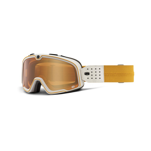 100 Percent BARSTOW Goggle Oceanside - Persimmon Lens