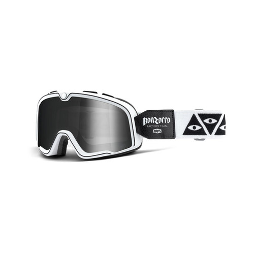 100 Percent BARSTOW Goggle Bonzorro - Mirror Silver Lens