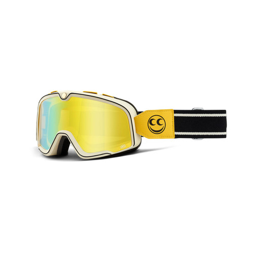 100 Percent BARSTOW Goggle See See - Flash Yellow Lens