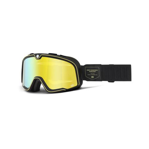 100 Percent BARSTOW Goggle Caliber - Flash Yellow Lens