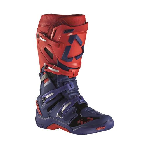 Leatt GPX 5.5 Flexlock MX Boots Royal