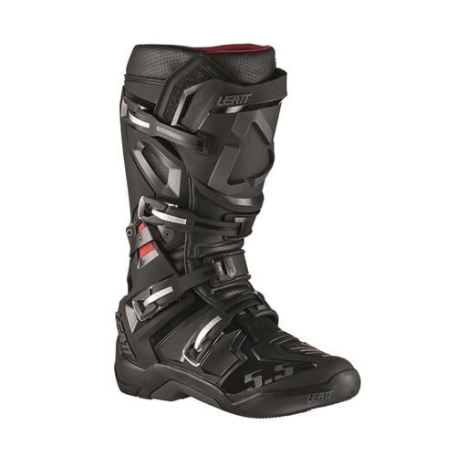 Leatt GPX 5.5 Flexlock MX Boots Black