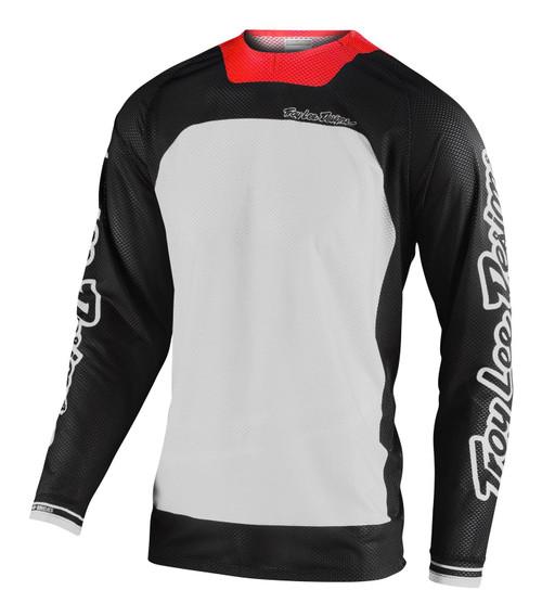 TLD 2021 SE Pro Air MX Jersey Bolder Black/White