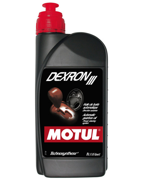 Motul Dexron 3 ATF Gearbox Oil (Auto-Transmisions)