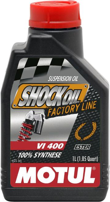 Motul Factory Line 2.5W20 VI 400 Shock Oil 1 Litre