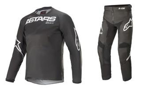 Alpinestars 2021 Youth Racer MX Gear Braap Black/Anthracite