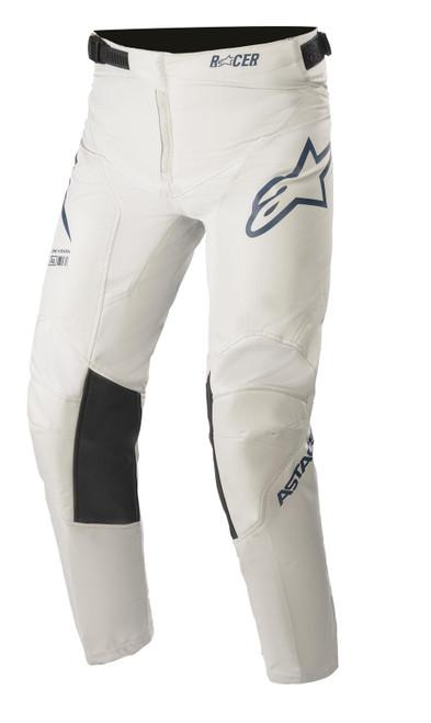 Alpinestars Youth 2021 Racer Braap MX Pant Light Grey/Dark Blue
