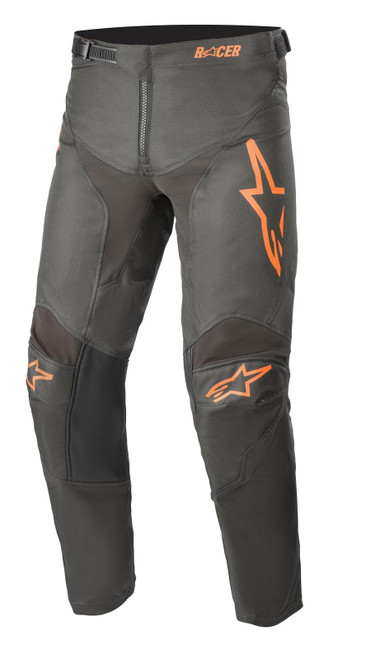 Alpinestars Youth 2021 Racer Compass MX Pant Anthracite/Orange