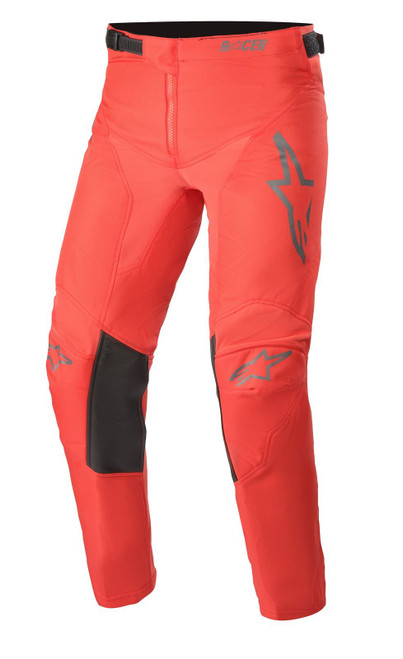 Alpinestars Youth 2021 Racer Compass MX Pant Red Fluo/Anthracite