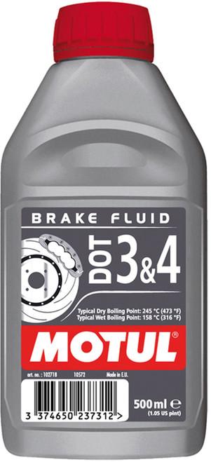Motul DOT 4 Brake Fluid 0.5litres