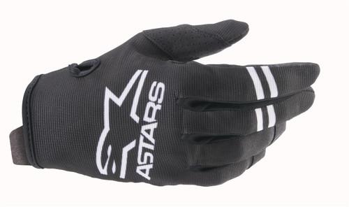 Alpinestars 2021 Radar MX Gloves Black/White