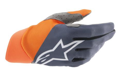 Alpinestars 2021 Dune MX Gloves Anthracite Orange Off White