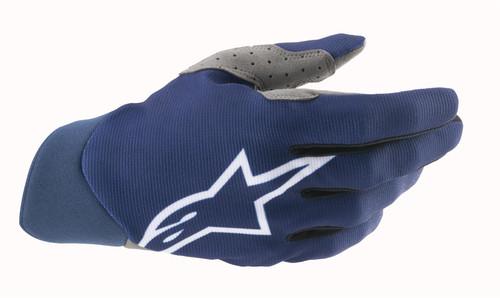 Alpinestars 2021 Dune MX Gloves Dark Blue/White