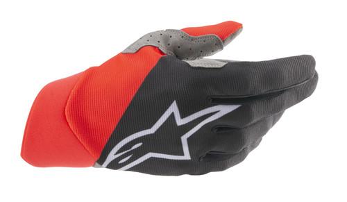 Alpinestars 2021 Dune MX Gloves Black Bright Red