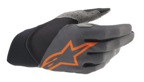 Alpinestars 2021 Dune MX Gloves Dark Grey/Orange