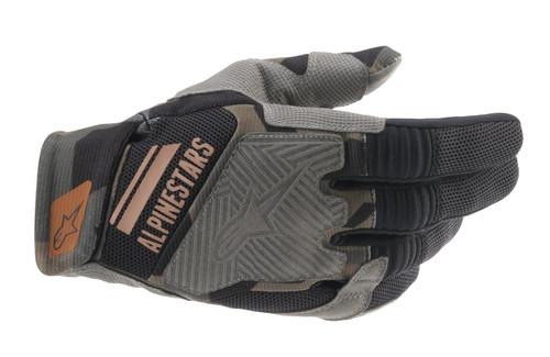Alpinestars Venture R v2 Gloves Black Camo Sand