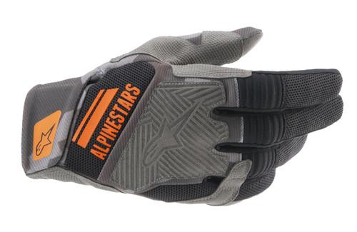 Alpinestars Venture R v2 Gloves Black Camo  Orange