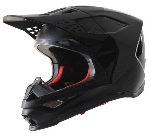 Alpinestars Supertech S-M8 Echo MX Helmet  Black/Anthracite