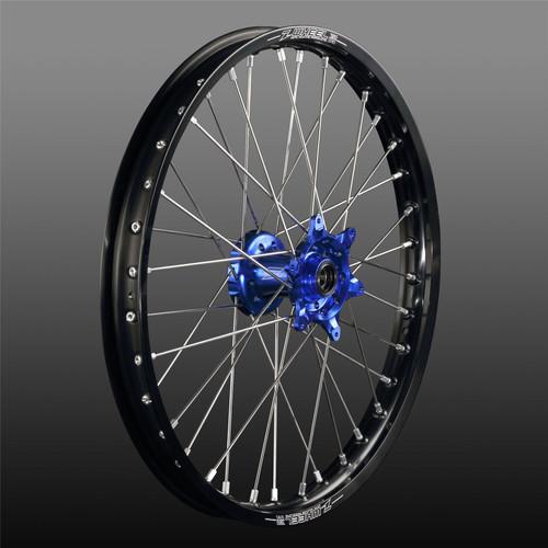 ZETA Zeta Wheel AR1 F-Wheel 1.60-21 KTM SX/-F'03-, HuskyXC/-F'14- Blue Hub/Black rim