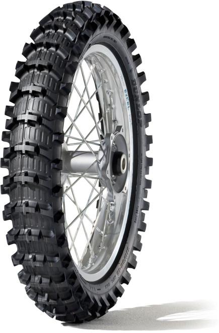 Dunlop Geomax Rear Tyre 110/100-18 64M TT MX12 (Sand)