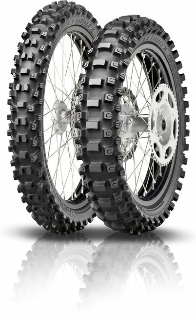 Dunlop 110/90-19 62M TT GEOMAX MX33 Rear