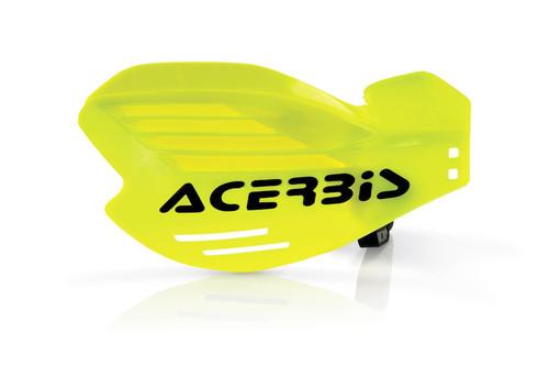 Acerbis X-Force Handguard Flo Yellow