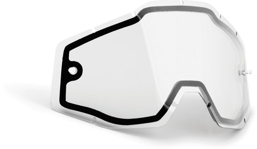 FMF Goggles POWERBOMB/POWERCORE Replacement Lens Dual Pane Clear