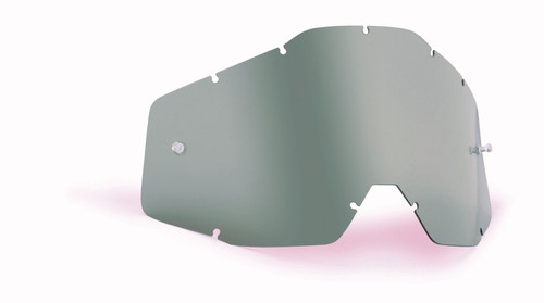 FMF Goggles POWERBOMB/POWERCORE Replacement Lens Anti-Fog Smoke