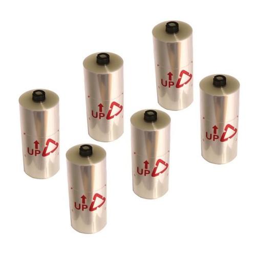 Leatt Roll-Off film 48mm 6-pack 8019100111