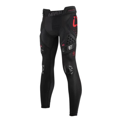 Leatt Adult 3DF 6.0 Impant Pant Black/Red