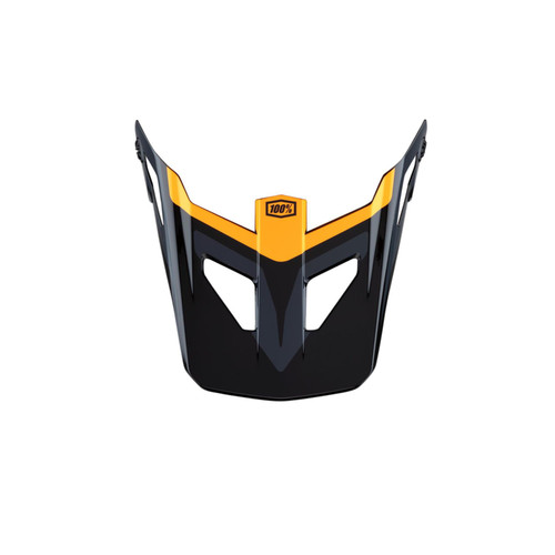 100 Percent STATUS Replacement Visor Baskerville Adult SP 19