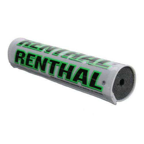 "Renthal Bar Pad 10""/240mm White/Green"