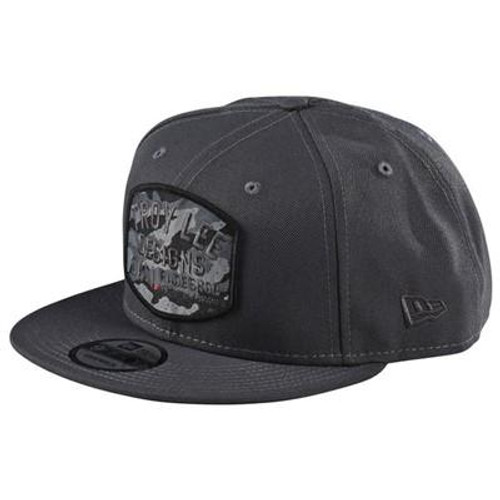 Troy Lee Designs HAT SNAPBACK BLOCKWORKS CAMO GRAPH