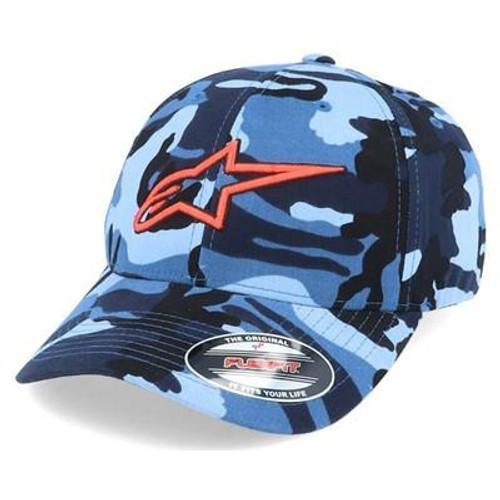 Alpinestars Adult Cap/Hat Visible Navy Camo