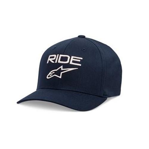Alpinestars Adult Casual Cap Ride 2.0 Navy/White