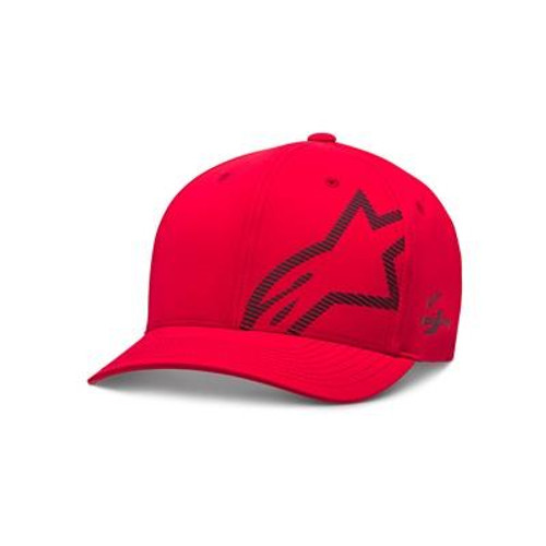 Alpinestars Adult Casual Cap/Hat Corp Shift Waterproof Red