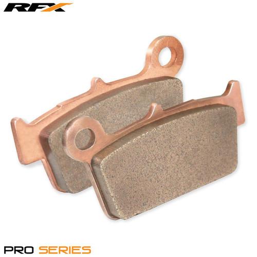RFX Pro Rear Brake Pads Kawasaki KXF250-450 04-20 Suzuki RMZ250-450 04-20 Yamaha YZ/YZF125-450 03-20