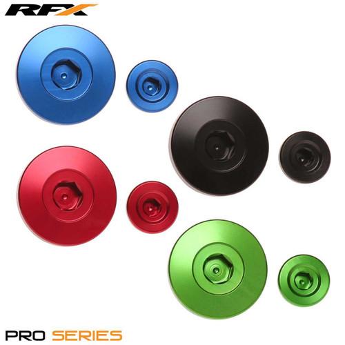 RFX Pro Engine Timing Plug Set (Green) Kawasaki KXF250 11-19 KXF450 09-19