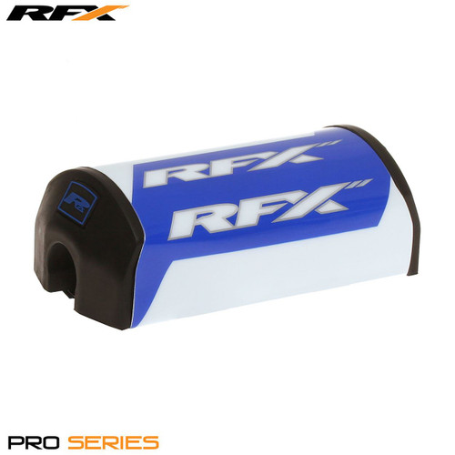 RFX Pro F7 Taper Bar Pad 28.6mm (Blue/White)