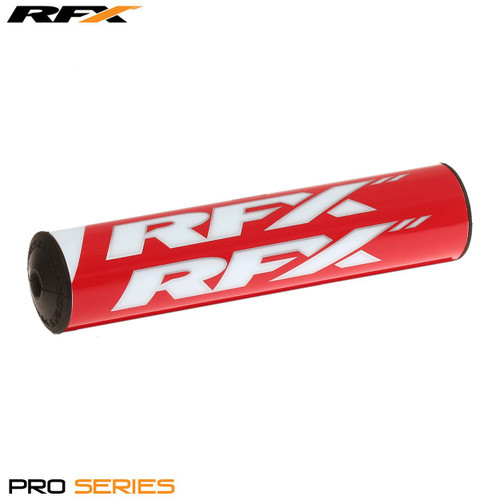RFX Pro F8 Taper Bar Pad 28.6mm (Red/White)