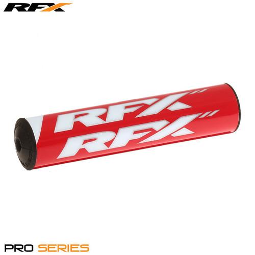 RFX Pro F8 Taper Bar Pad 28.6mm (Red/White)