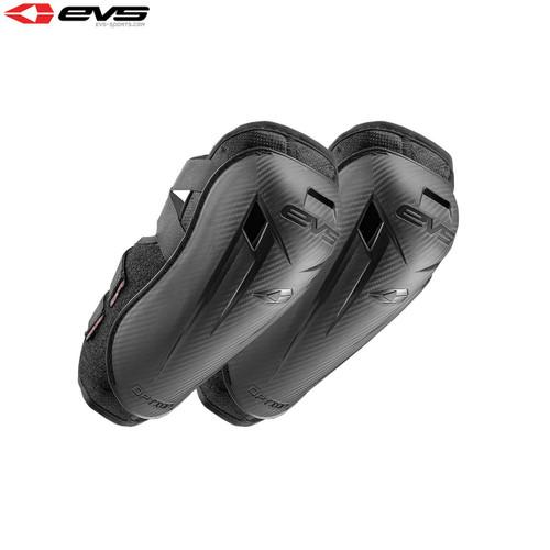 EVS Option Elbow Guards Mini (Black) Pair Size Mini