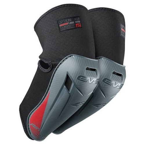 EVS Option Air Elbow Pad (Black) Size Adult