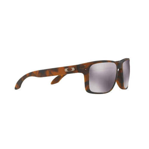 Oakley Holbrook Sunglasses Adult (Matte Brown Tortoise) Prizm Black Lens