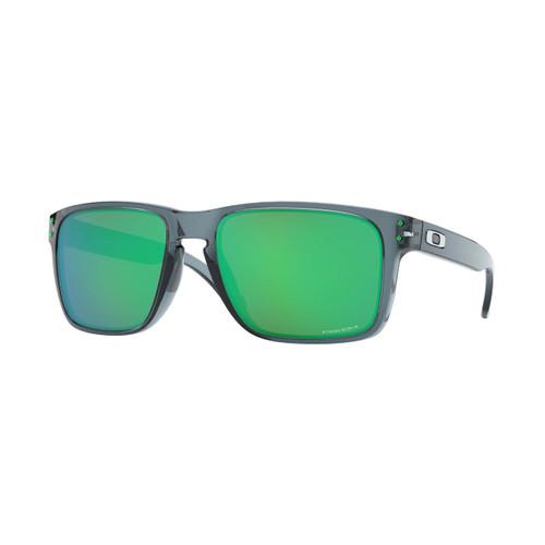 Oakley Holbrook XL Sunglasses Adult (Crystal Black) Prizm Jade Lens