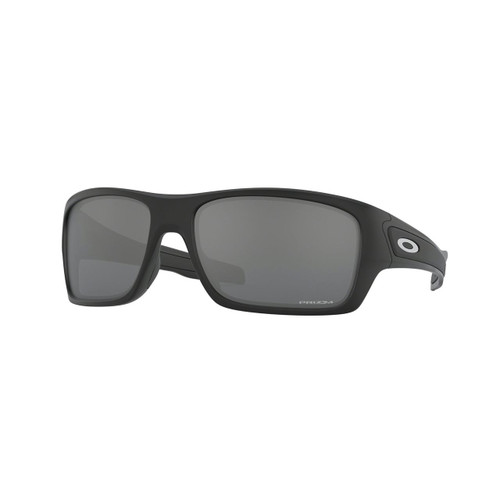 Oakley Turbine Sunglasses Adult (Matte Black) Prizm Black Lens