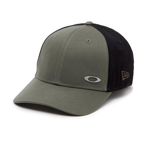 Oakley Casual Lifestyle Cap (Tinfoil Dark Brush) Size S/M