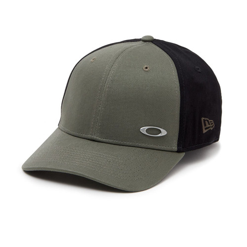 Oakley Casual Lifestyle Cap (Tinfoil Dark Brush) Size S/M