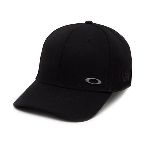 Oakley Casual Lifestyle Cap (Tinfoil Blackout) Size S/M